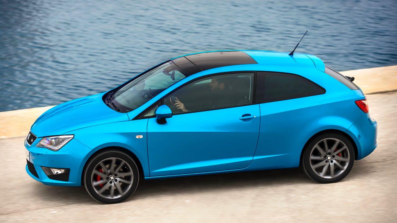 Seat Ibiza SC FR 2012 – 10