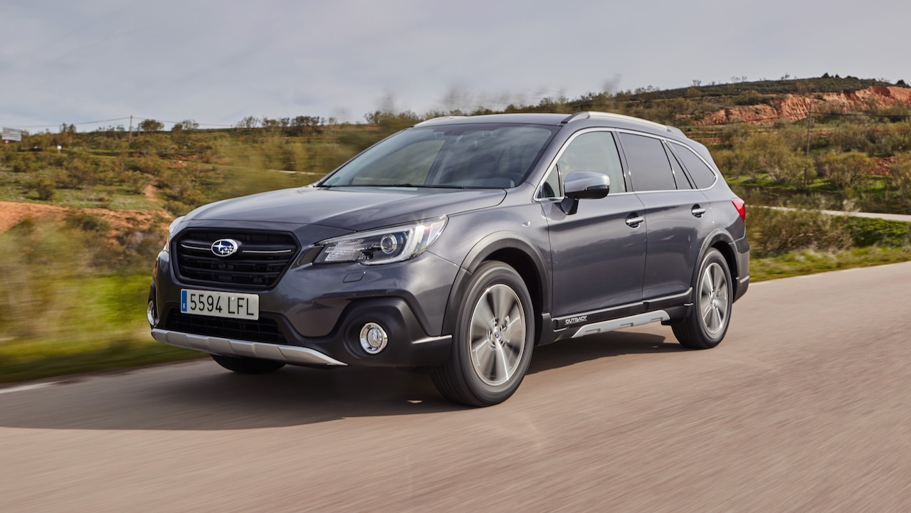 Subaru Outback Silver Edition – 37