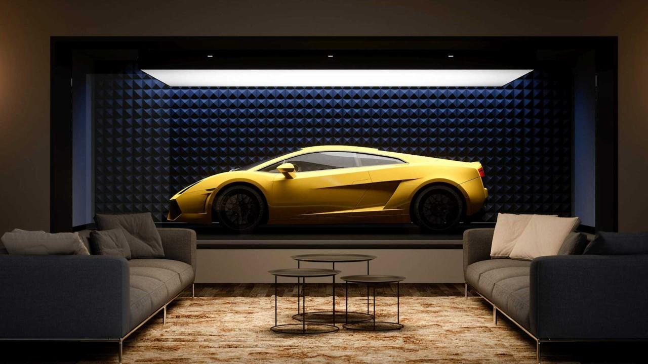Supercar Capsule Garage – Garajes Personalizados (6)