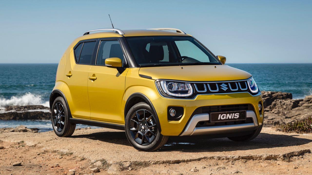 Suzuki Ignis 2020 – 4
