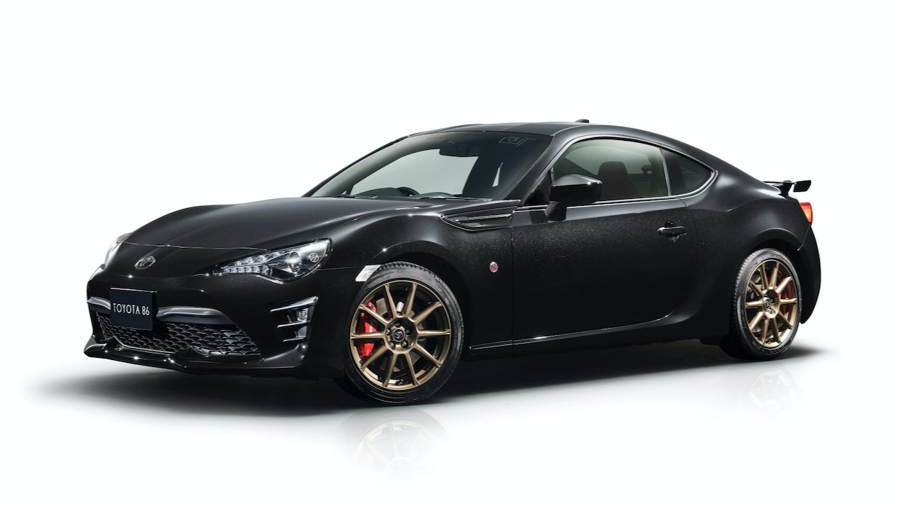 Toyota 86 Black Limited – 9