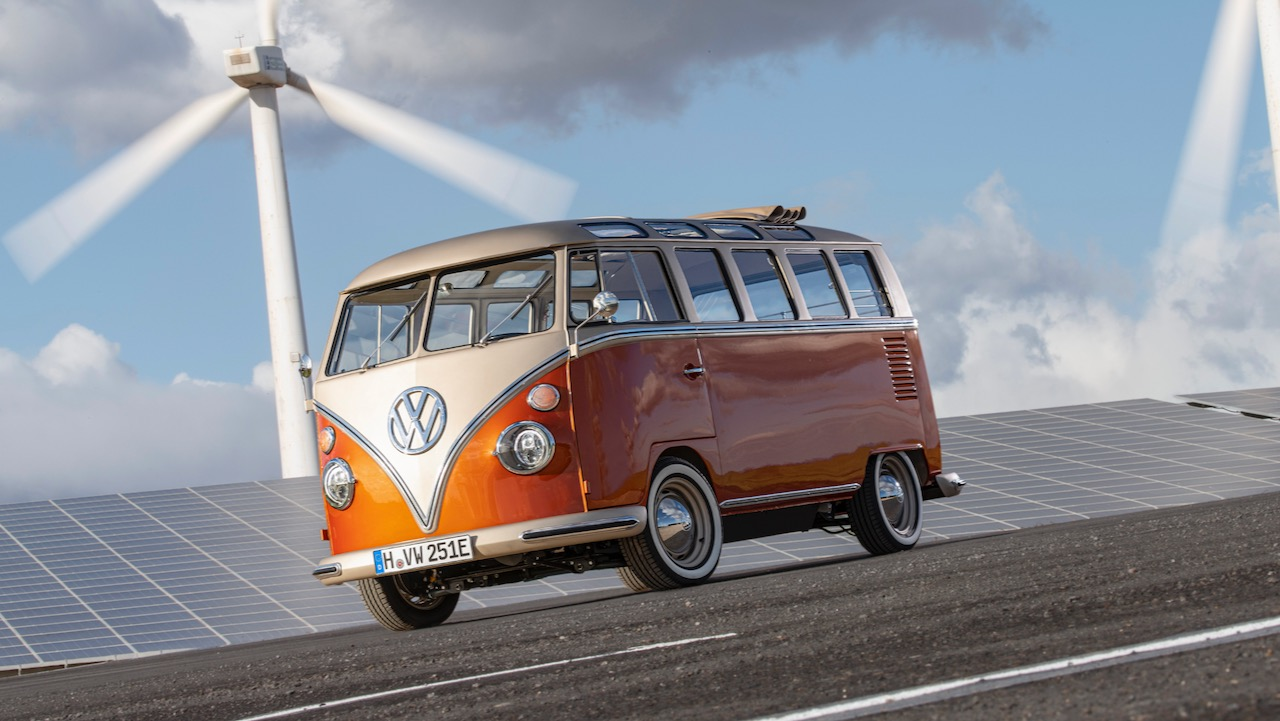 Volkswagen e-Bulli – 9