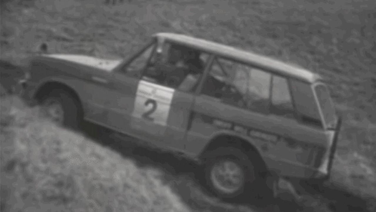 Wheelbase BBC – 1971 Range Rover (1)