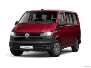 Volkswagen Transporter Combi 6.1 Batalla Corta 2020