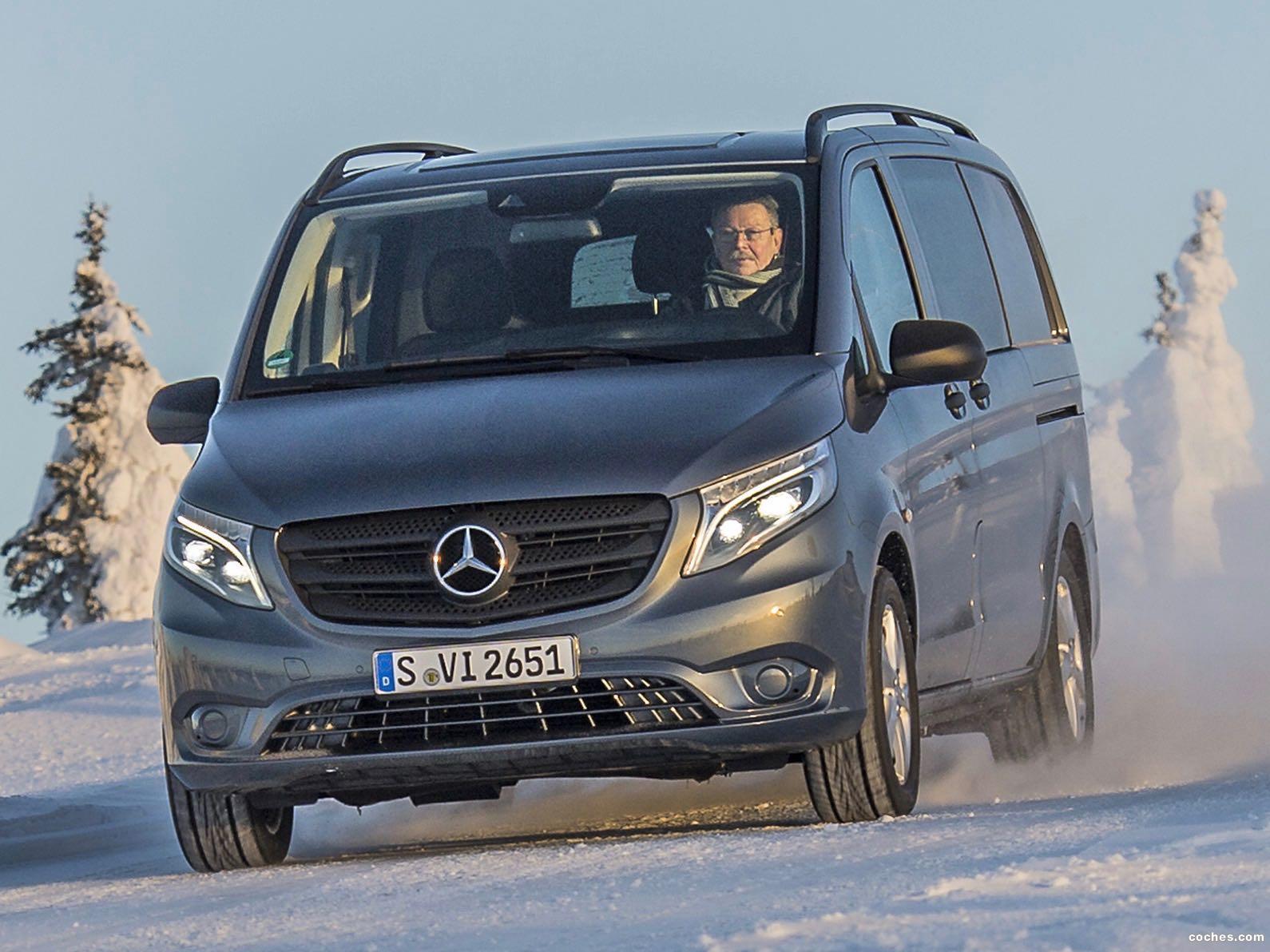 Mercedes Vito Mixta 2020