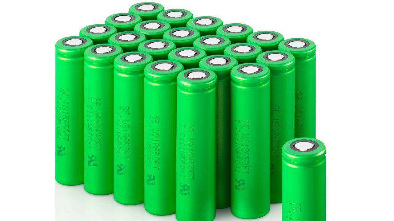 baterias ion litio – 1