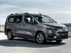 Fotos de Toyota ProAce City Verso Long 2020