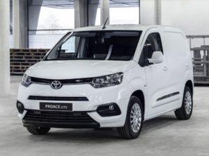 Fotos de Toyota ProAce City Van 2020