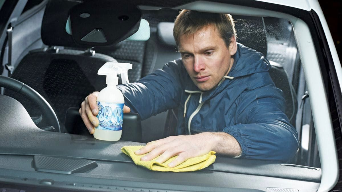 limpiar coche desinfectar – 2