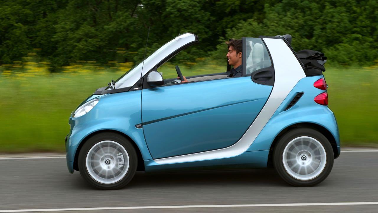 smart fortwo 2010 cabrio