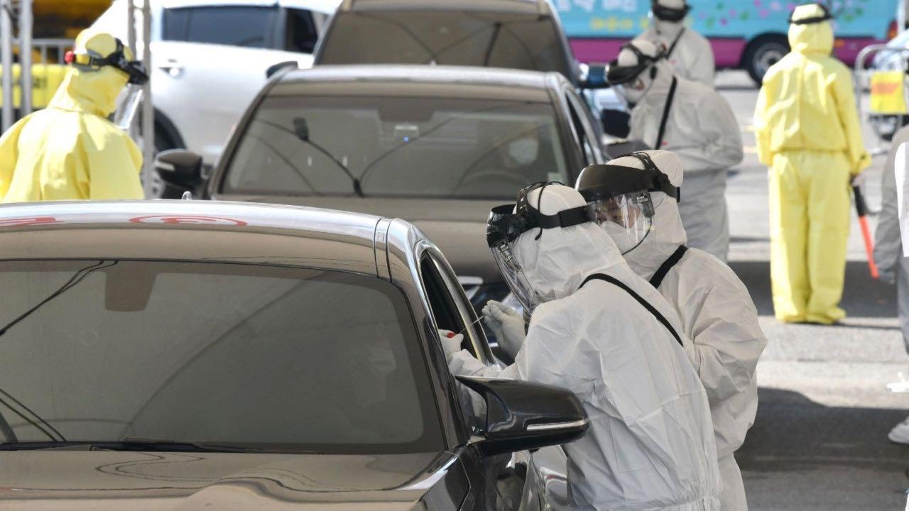 test coronavirus coche corea sur – 2