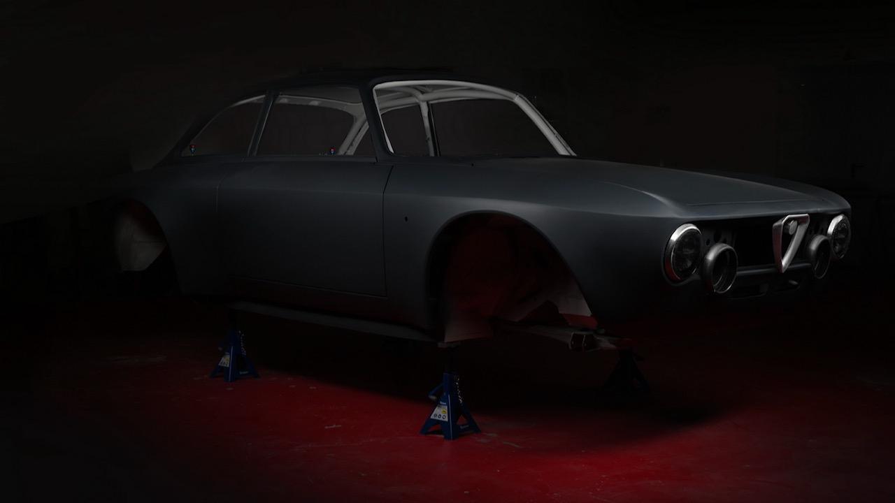 Alfa Romeo Giulia Totem Automobili – 3