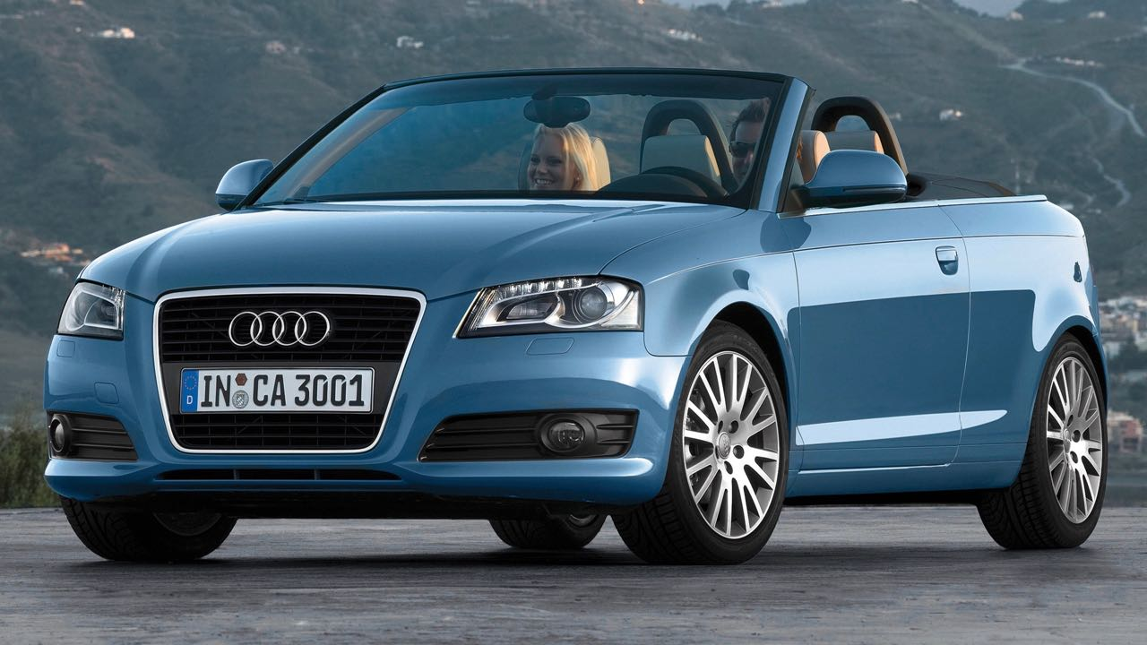 Audi A3 2008 – 18