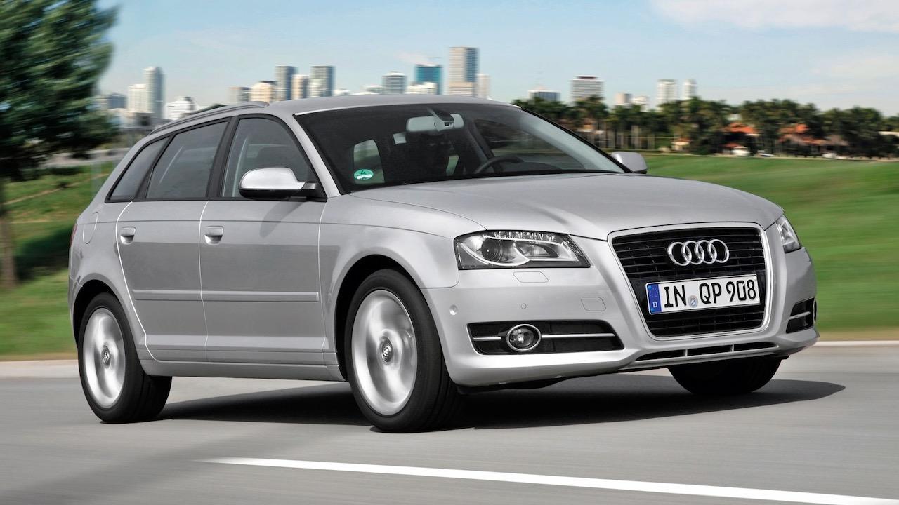 Audi A3 Sportback/Standaufnahme