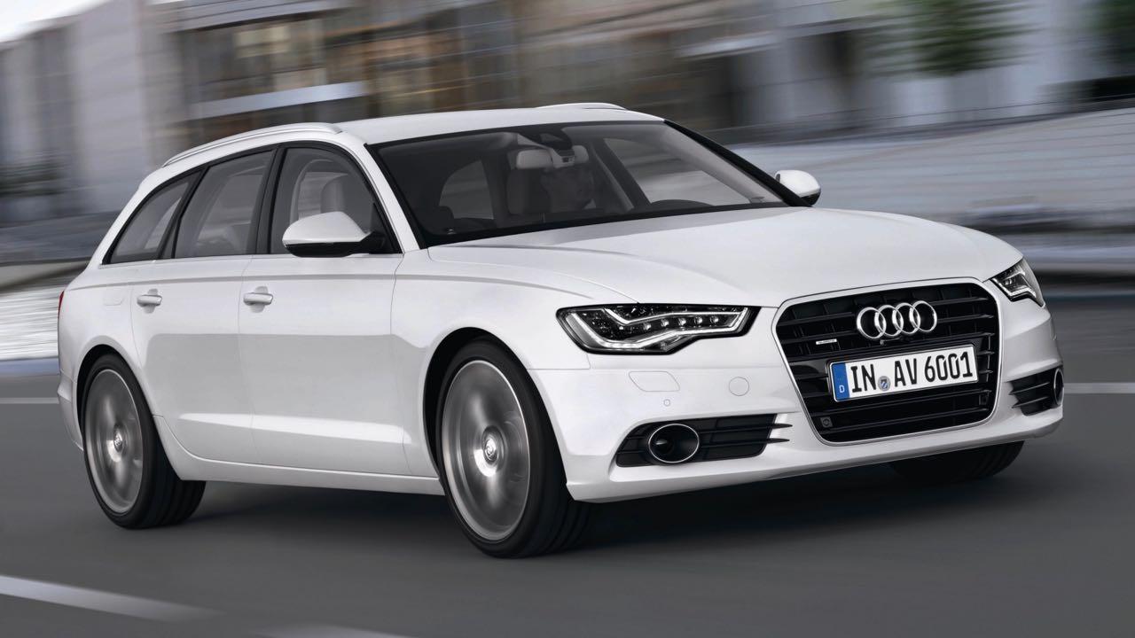 Audi A6 Avant 2011 – 14