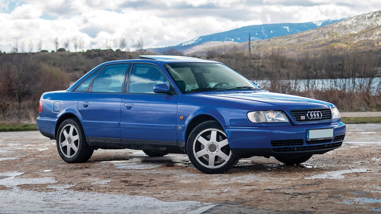 Audi S6 Plus subasta – 8