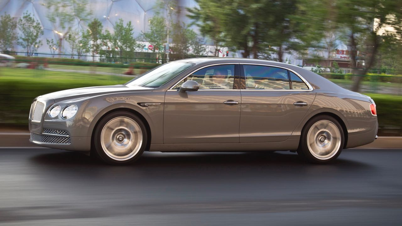 Bentley Flying Spur 2014 – 19