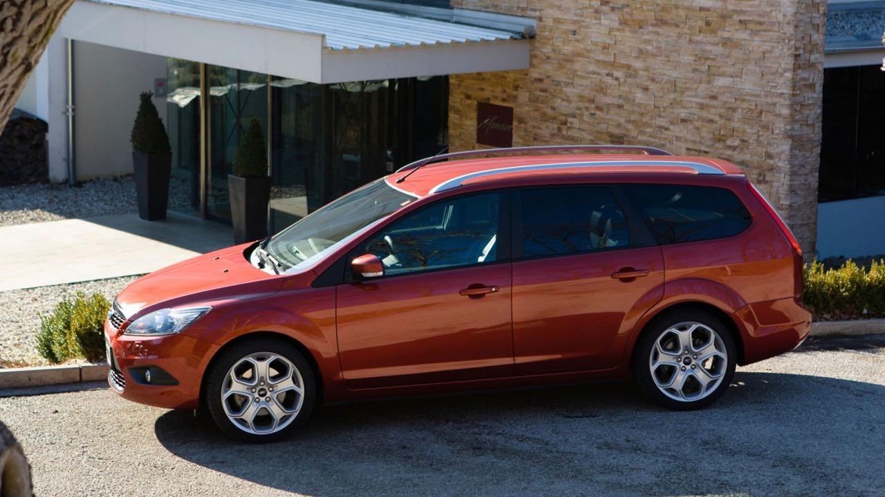 Der neue Ford Focus. (02/13/2008)