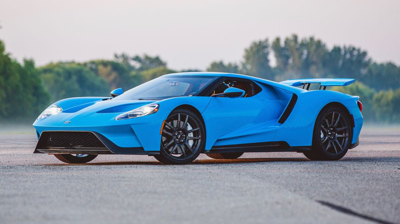 Ford GT 2017 – 1