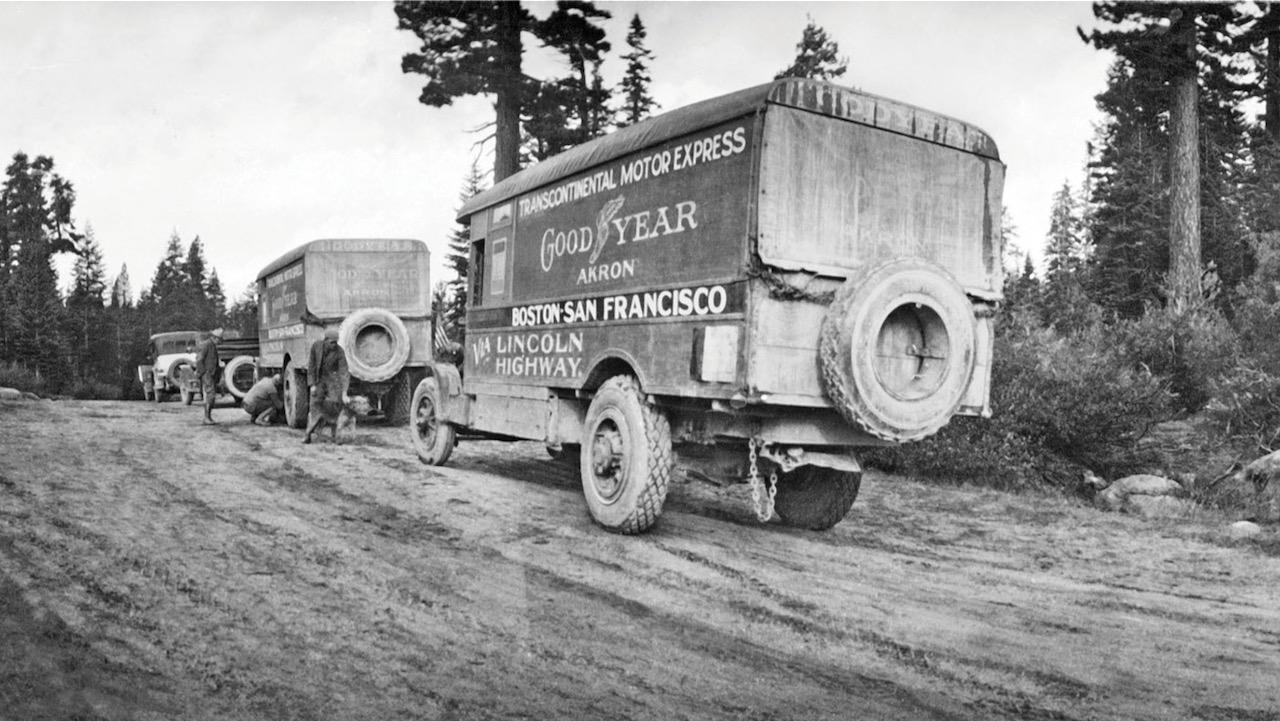 Goodyear Wingfoot Express – 2