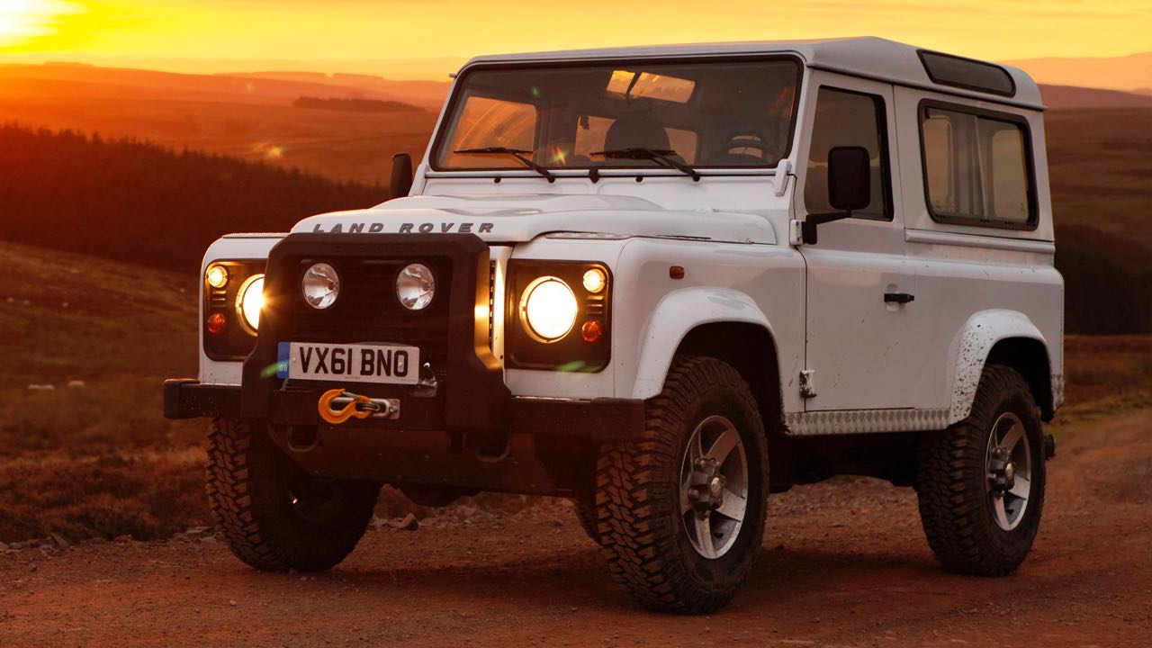 Land Rover Defender 2007 – 11