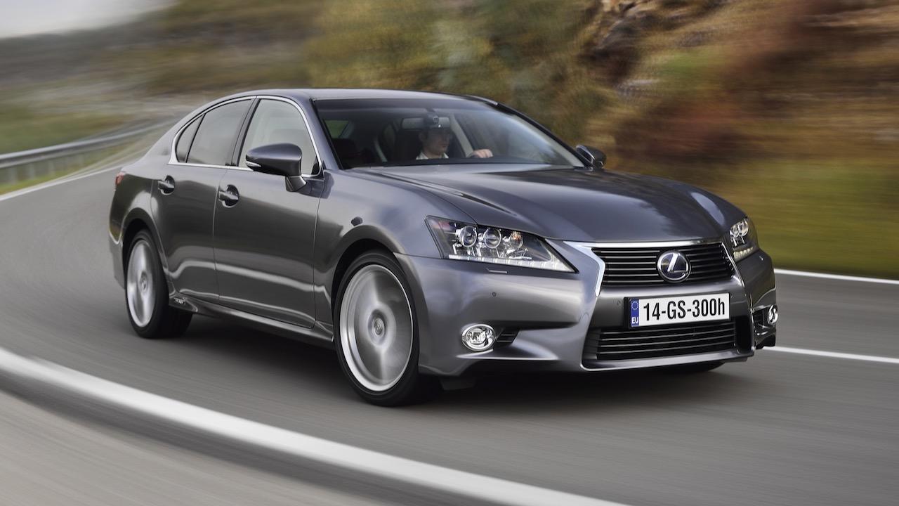 Lexus GS 2012 – 13
