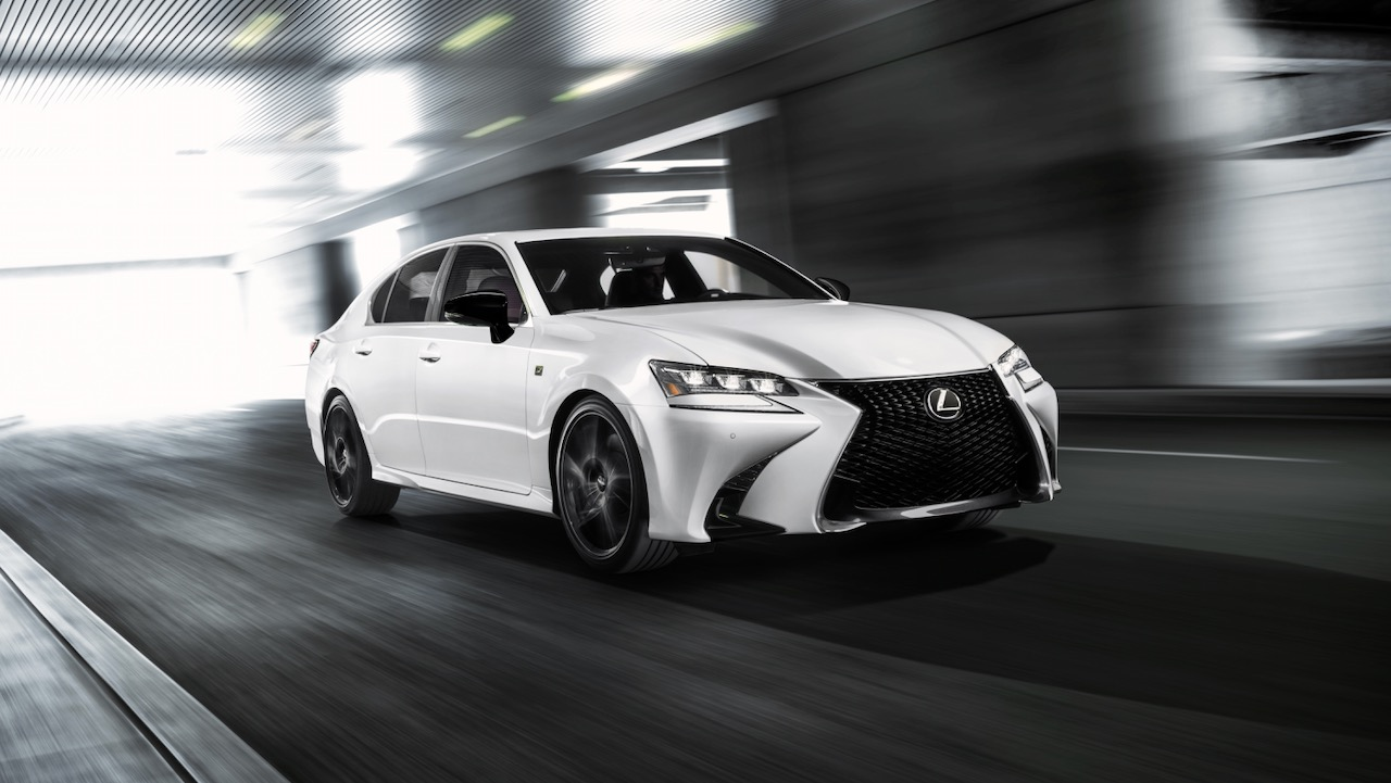 Lexus GS Black Line Special Edition – 1