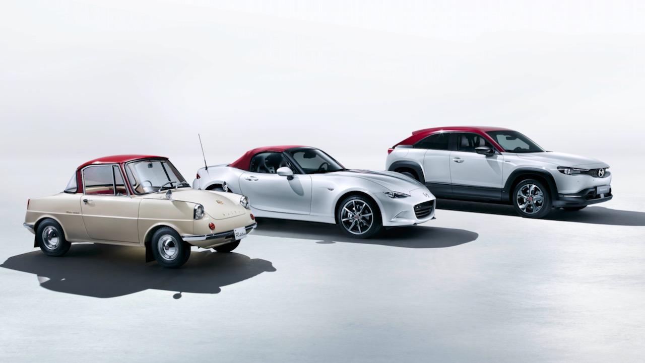 Mazda 100th Anniversary – 19