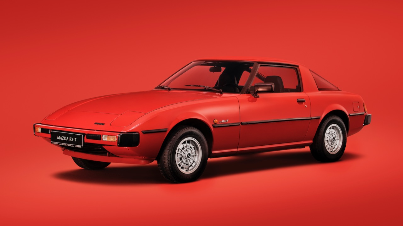 Mazda RX-7 FB – 5
