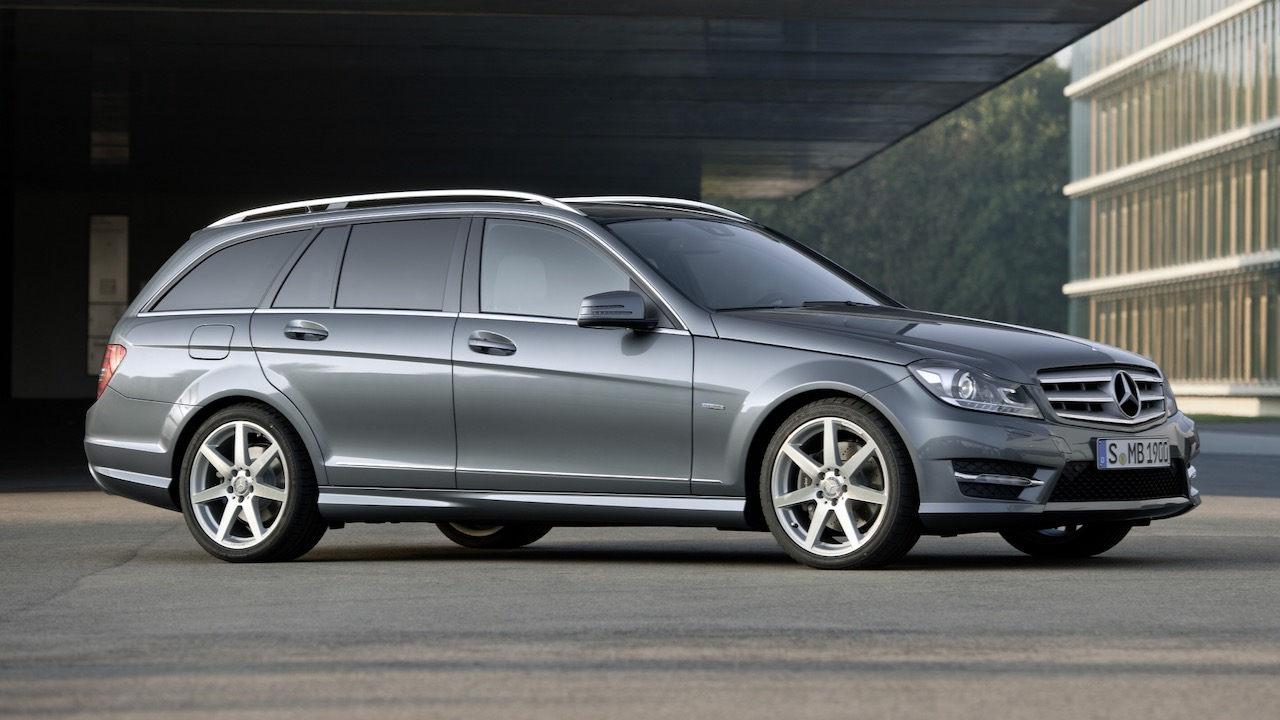 Mercedes Clase C Estate 2011 – 16