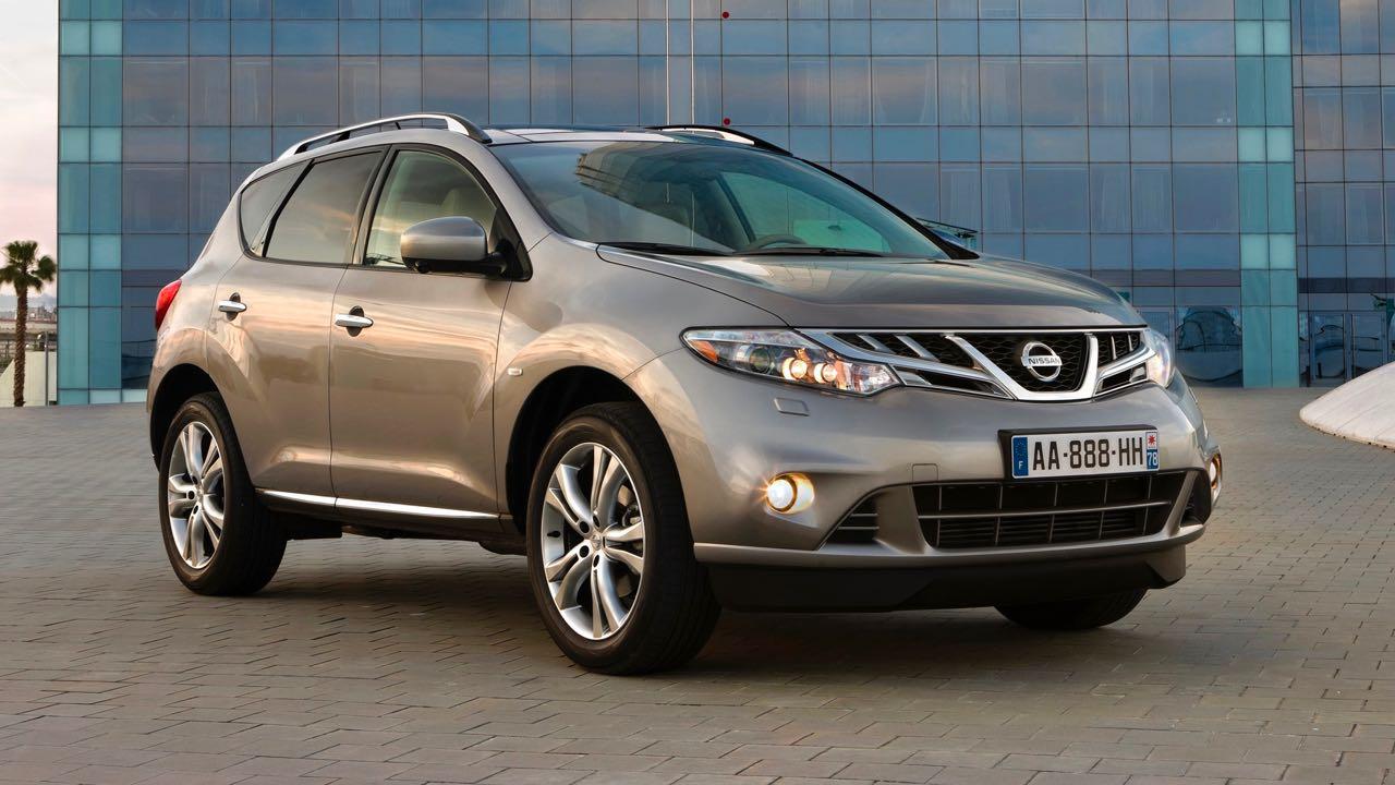 Nissan Murano 2010 – 11
