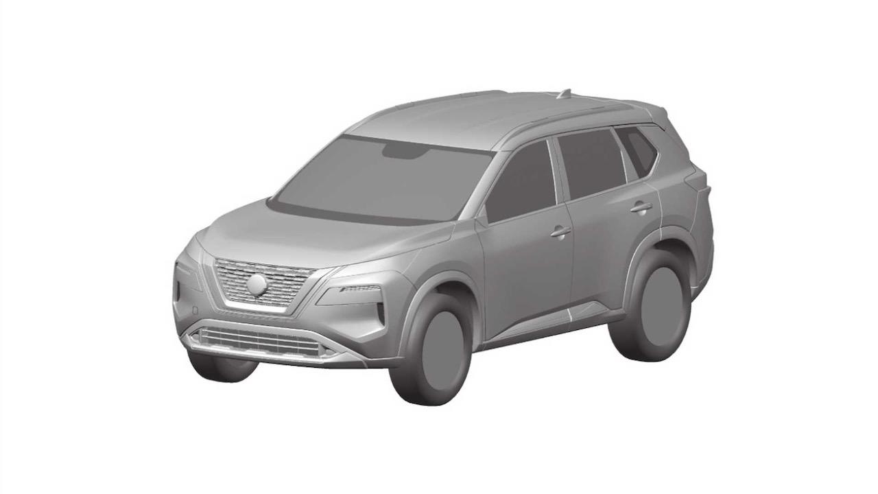 Nissan X-Trail bocetos – 6