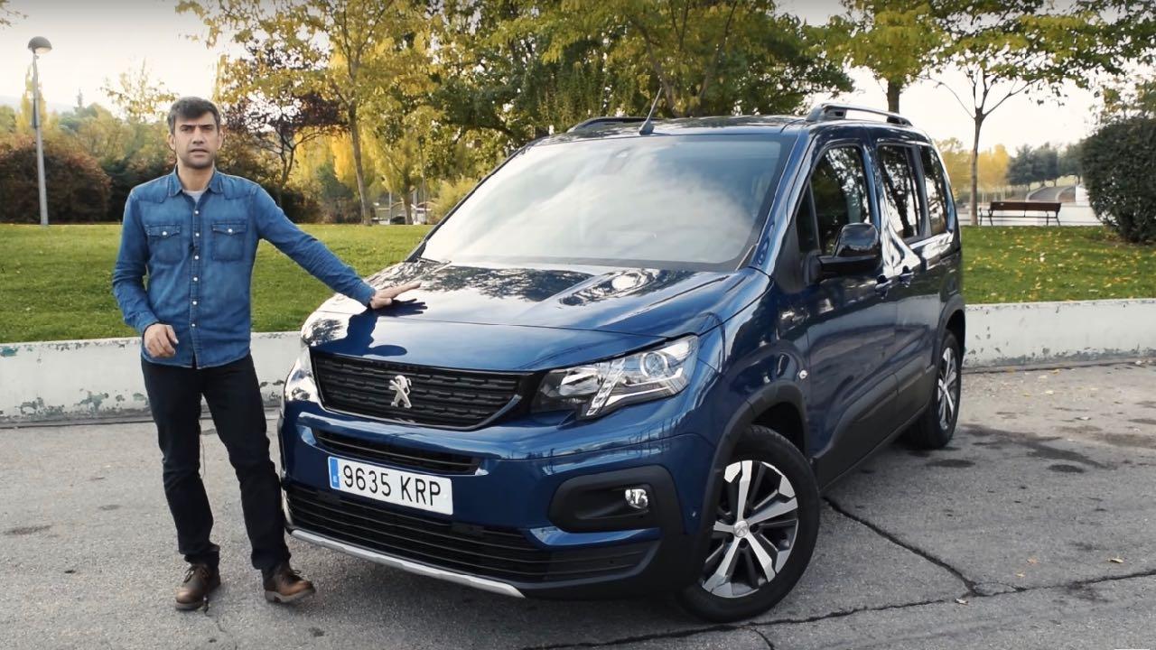 Peugeot Rifter video – 1