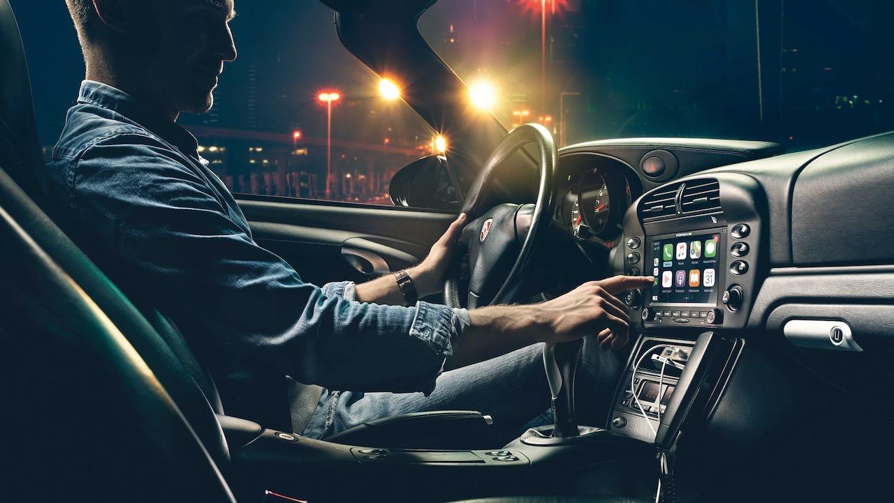 Porsche sistema multimedia clasicos – 1