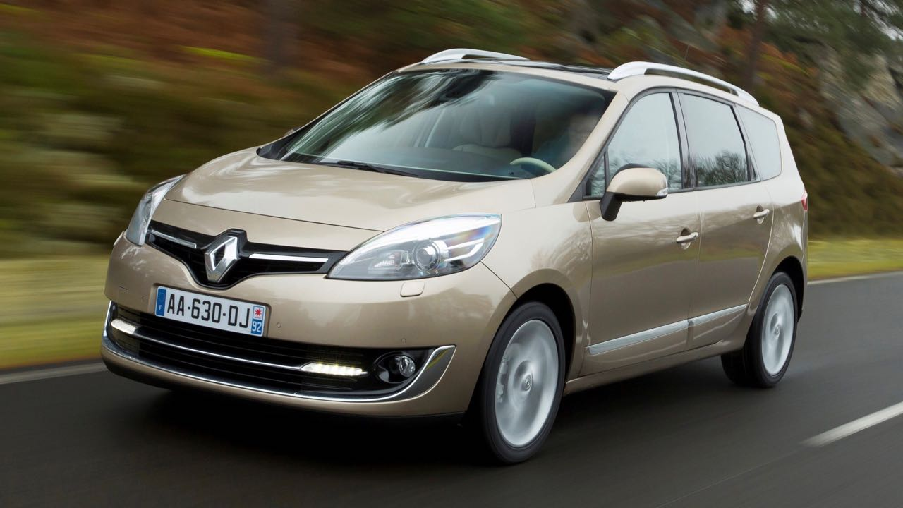 Renault Grand Scenic 2013 – 3