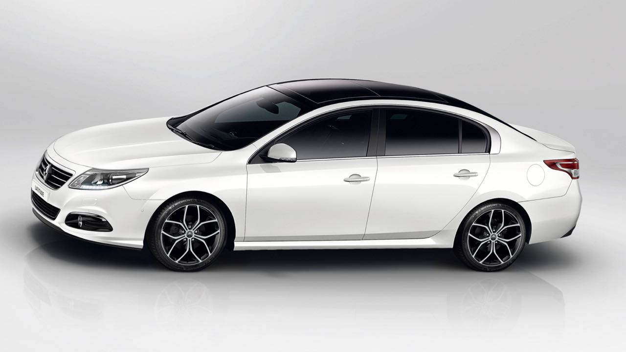 Renault Latitude 2014 – 4