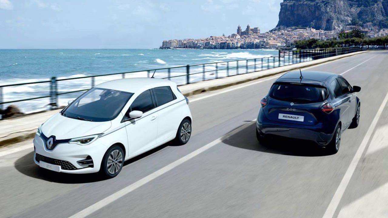 Renault Zoe Riviera 2020 – 2