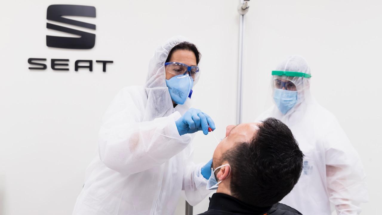 SEAT test coronavirus – 3