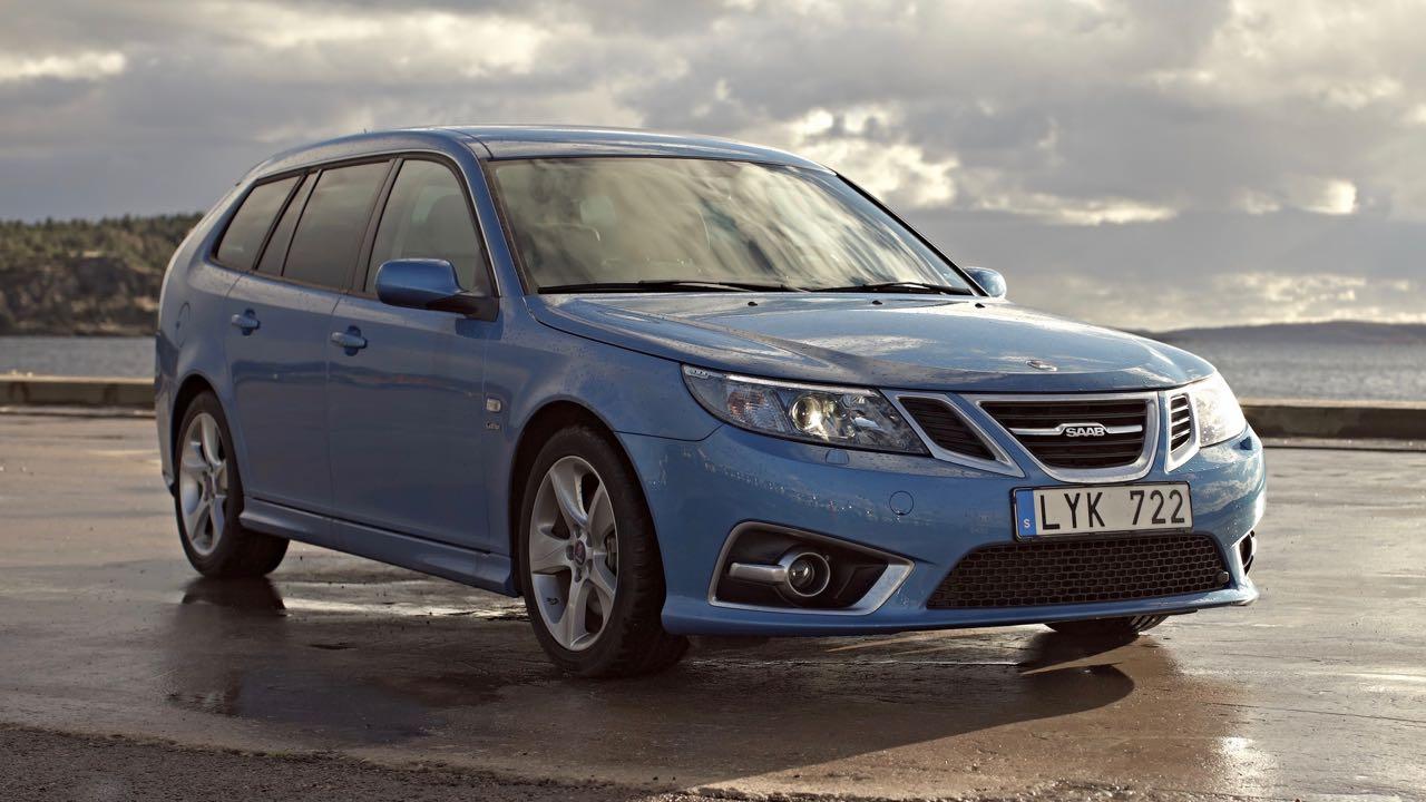 Saab 9-3 Sport Hacth 2011 – 6
