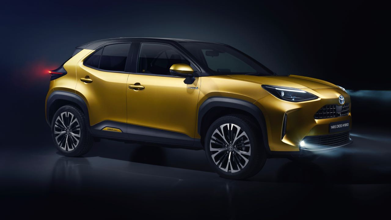 Toyota Yaris Cross 2020 – 2