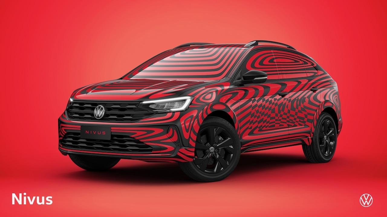 Volkswagen Nivus camuflado – 2