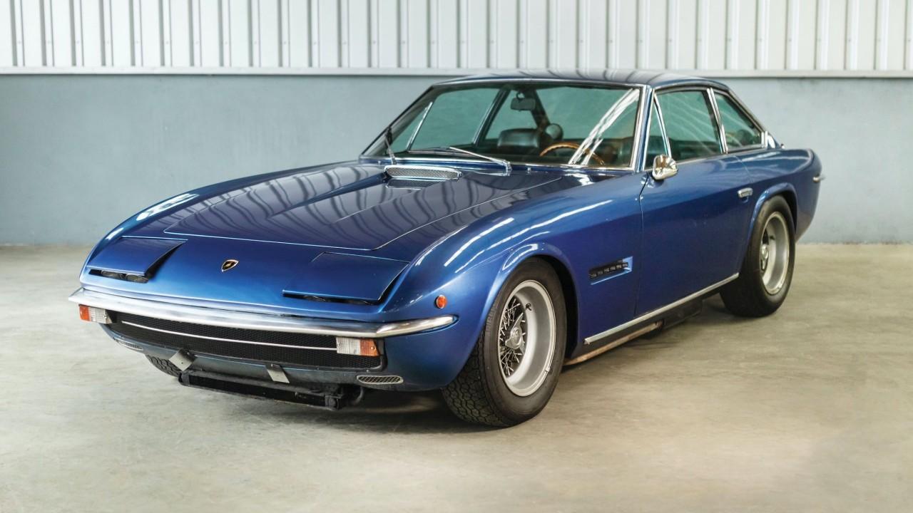 1970 Lamborghini Islero GTS (1)