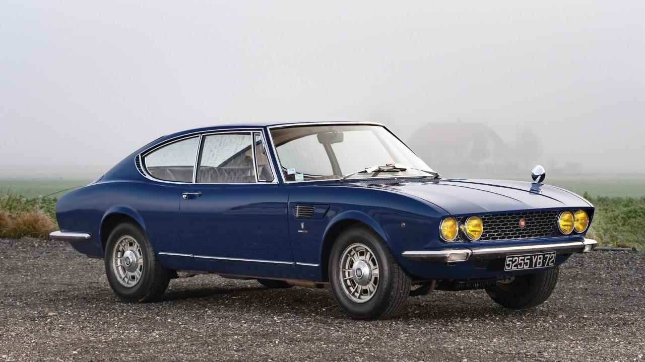 1973 Fiat Dino Coupe (1)
