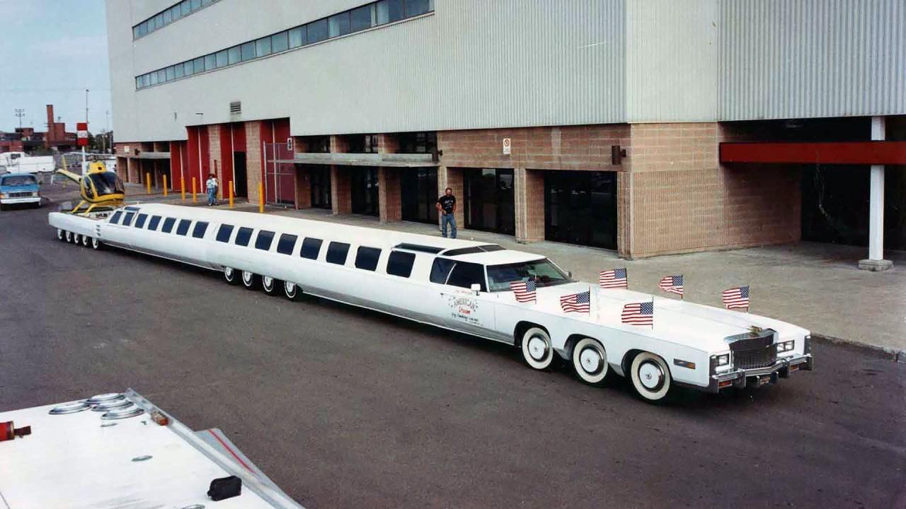 1976 Cadillac Eldorado Limusina – Coches mas largo del mundo (1)