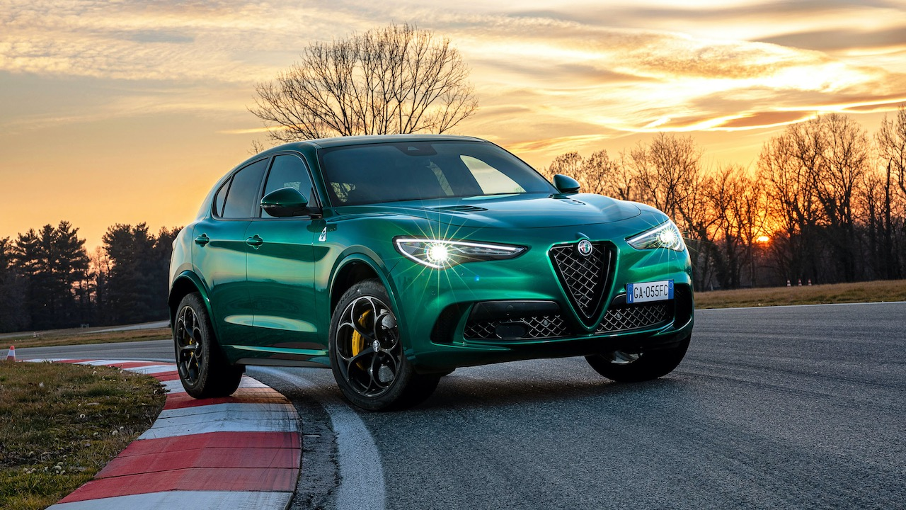 Alfa Romeo Stelvio Quadrifoglio 2020 – 11