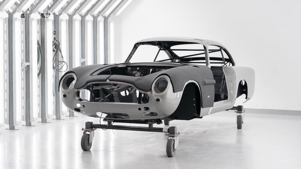 Aston Martin DB5 Goldfinger Continuation – 9