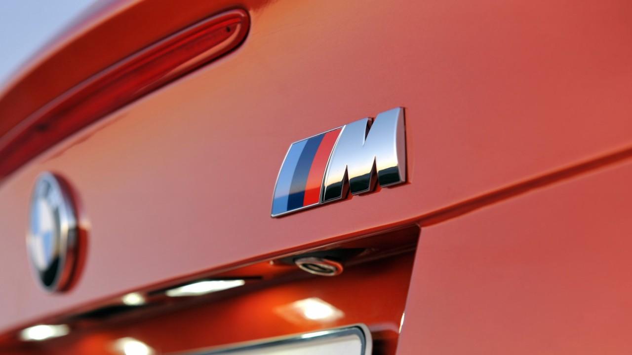 BMW M Logotipo – BMW Serie 1 M
