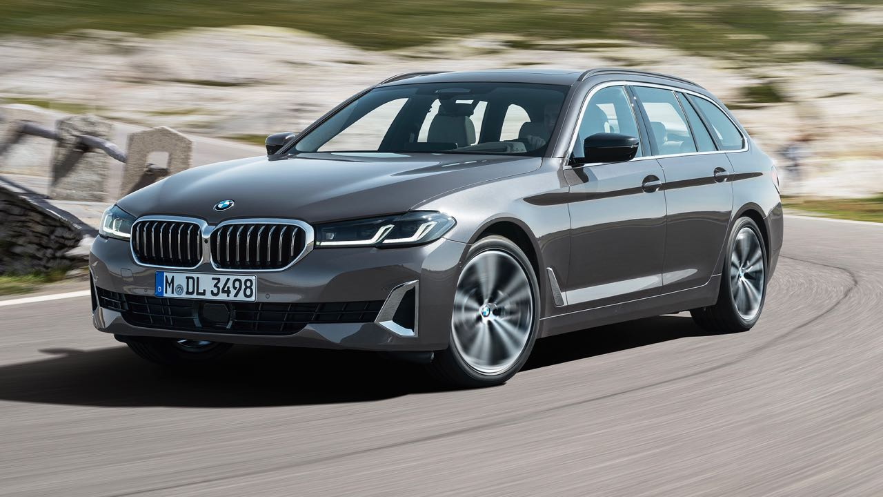 BMW Serie 5 Touring 2021 – 3