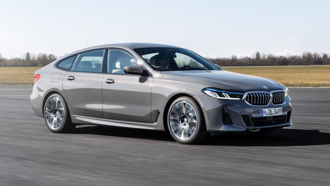 BMW Serie 6 GT 2021 – 34