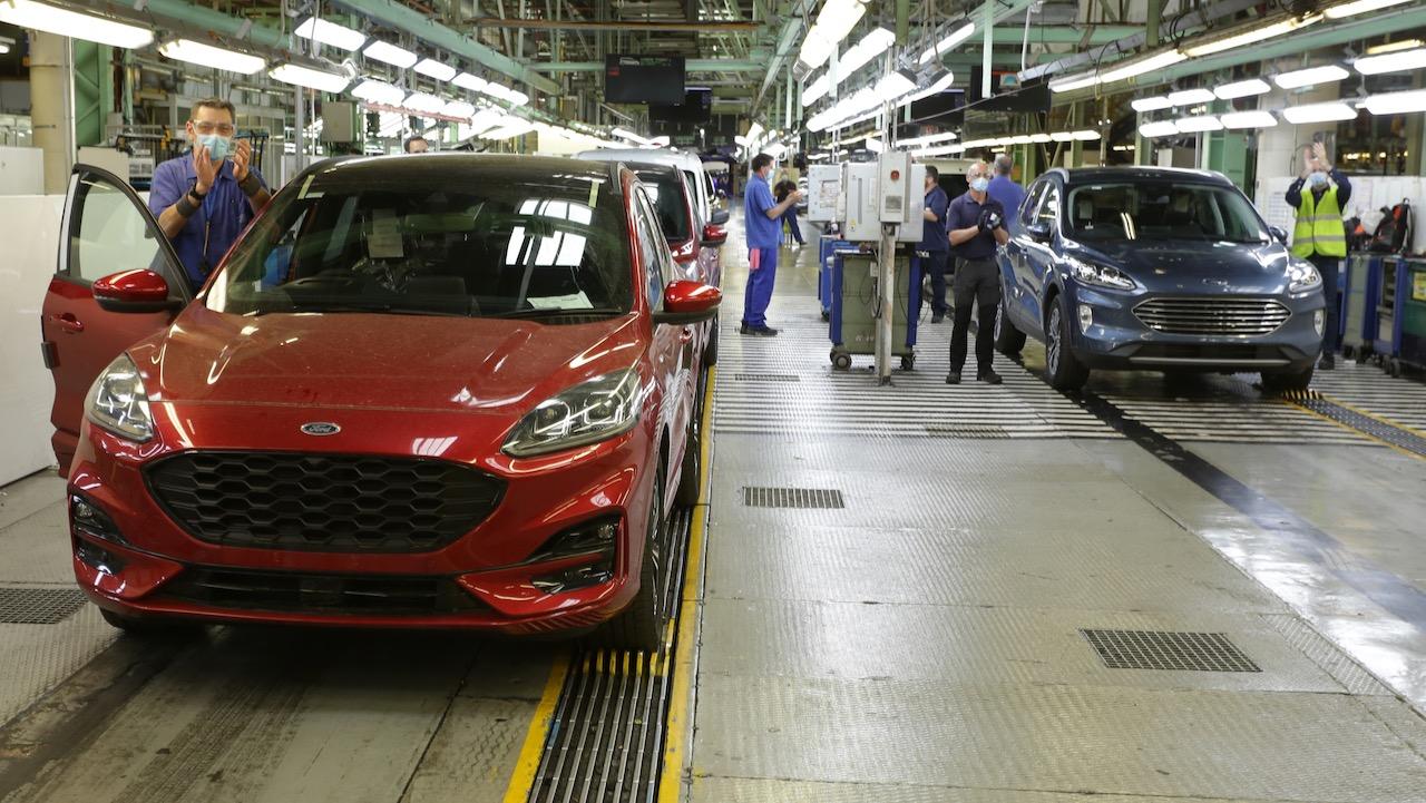 Ford Almussafes vuelta produccion – 7